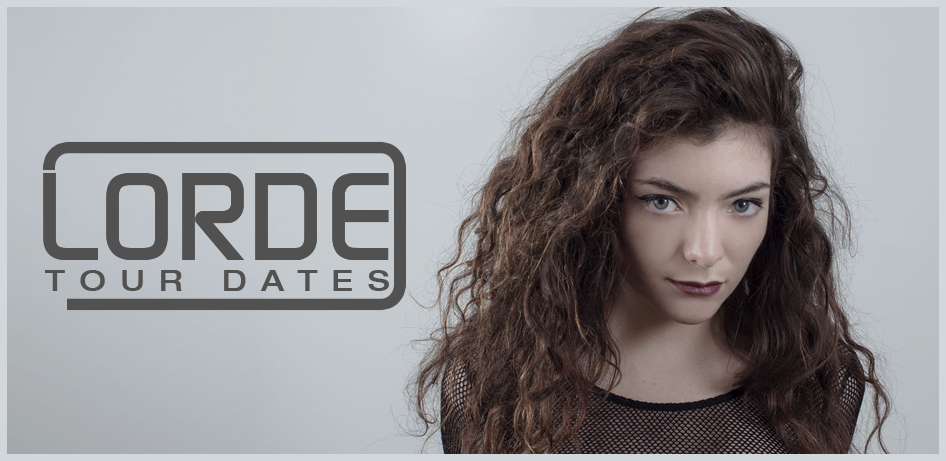 Lorde Tour Dates